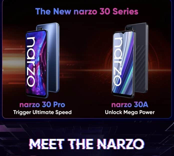 Realme Narzo 30 series pricing leaked and Narzo 30A spotted on Geekbench with Helio G85