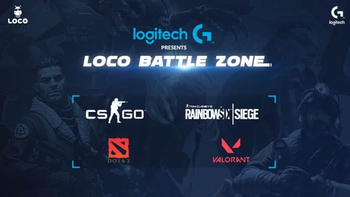 Global Tech giant Logitech G and Pocket Aces' Loco join hands to host India's largest PC tournament_TechnoSports.co.in