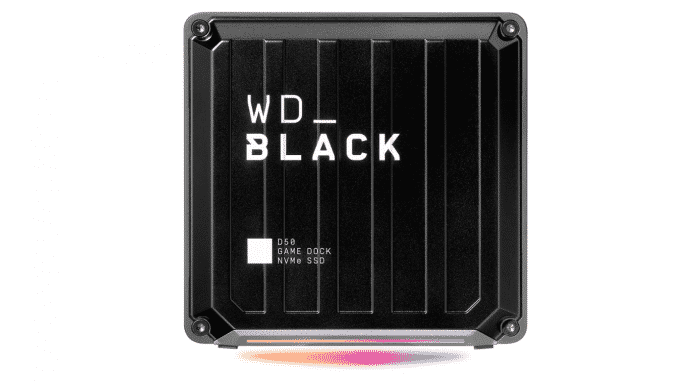WD_Black 1TB D50 Game Dock NVMe SSD available on Amazon with $60 discount