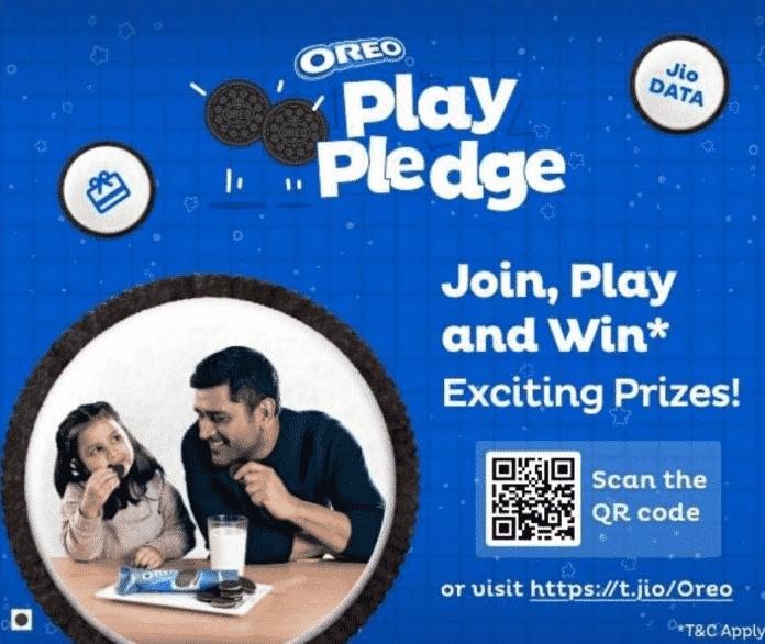 Jio brings Jio Oreo Play Pledge 2.0 campaign on JioEngage