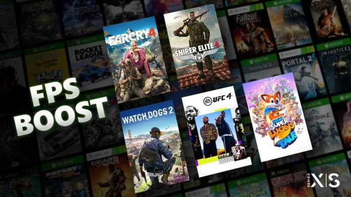 Xbox Series X|S FPS Boost For The Backward Compatibility is Still Under Assessment