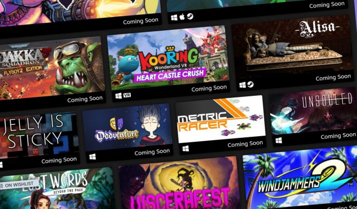 Steam Game Festival is live featuring more than 500 free demos, with developer chats and live stream