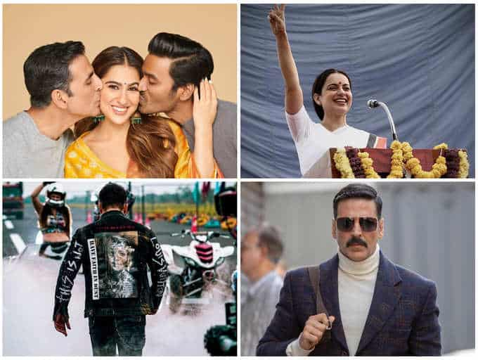 Upcoming Hindi movies are Set to Release in February 2021