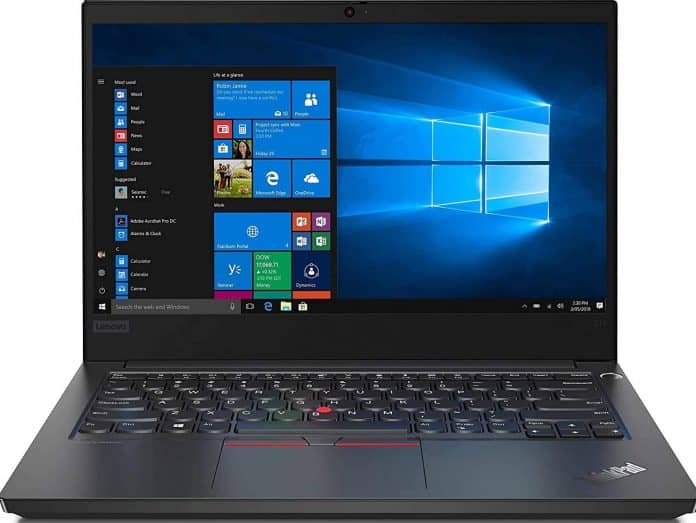Lenovo ThinkPad E14 with 10th Gen Core i5, 8GB RAM & 1TB HDD + 256GB SSD available for ₹ 59,490