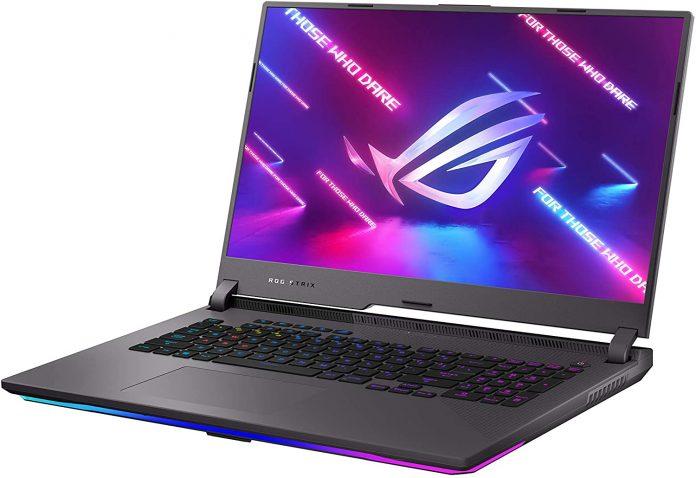 ASUS ROG Strix G17 with up to AMD Ryzen 9 5900HX, 16GB RAM, 1TB SSD & GeForce RTX 3070 makes its way to Amazon