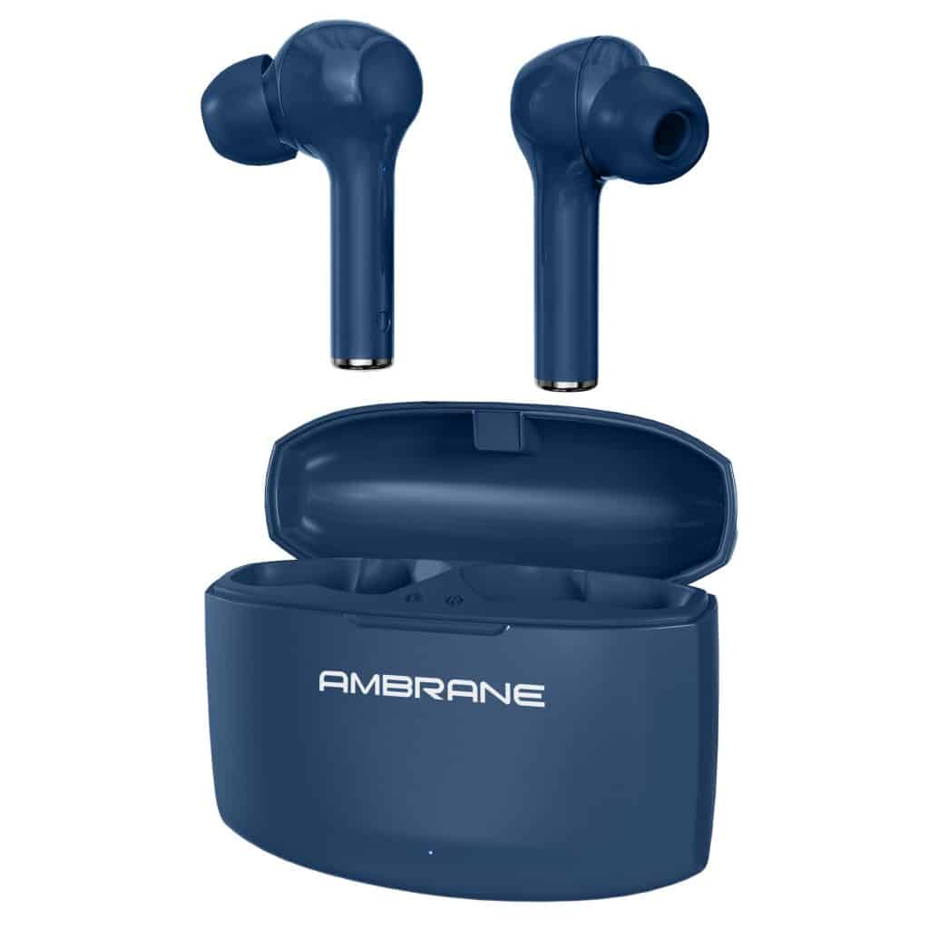 Ambrane launches two new TWS earbuds focused on superior audio, starting at Rs. 1799/- in India