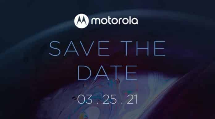 Motorola set to Launch the Moto G100 globally on March 25
