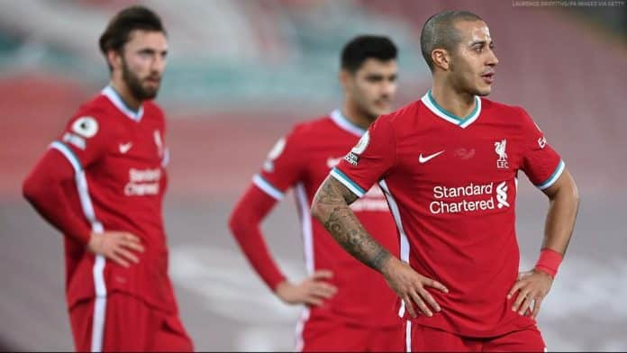 Liverpool to suffer £50 million loss if they miss out on Champions League