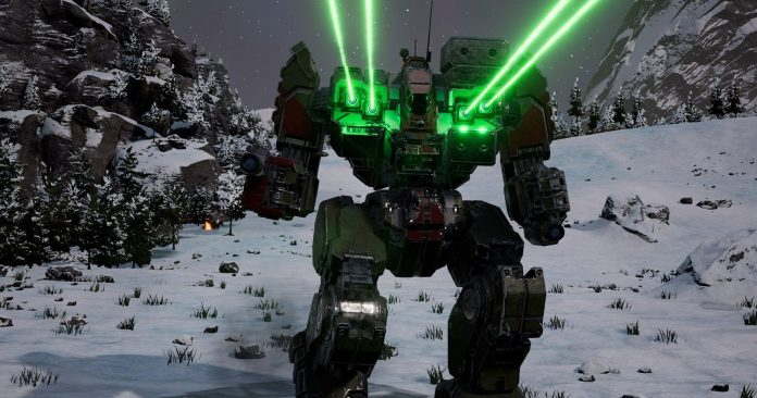 MechWarrior 5 is Coming in a Crowded May on The Steam and Xbox