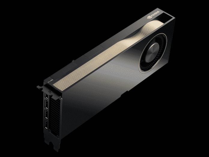 Nvidia working on new affordable workstation Ampere based GPUs
