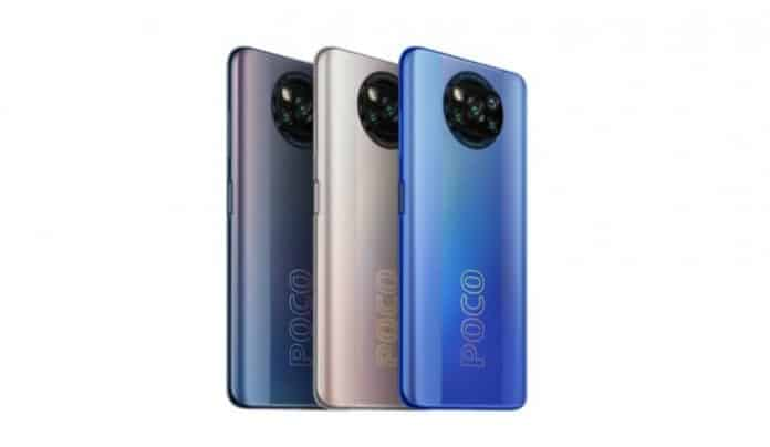 POCO X3 Pro renders are out now