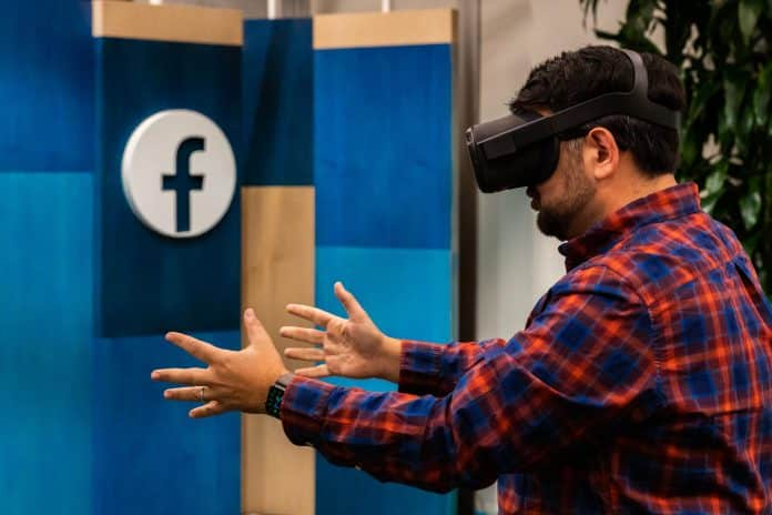 Almost 10,000 Facebook employees are now working in AR and VR departments