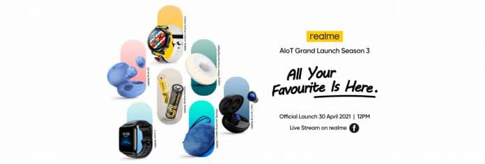 Realme schedules AIoT Products Launch Event on 30th April in Malaysia