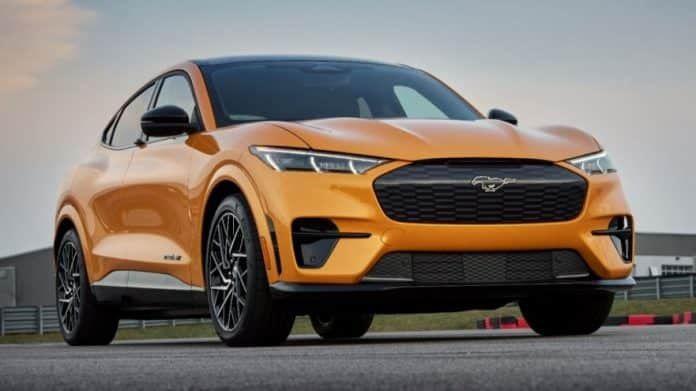 Ford to start expecting orders for its Mustang GT and GT Performance electric SUV's starting tomorrow