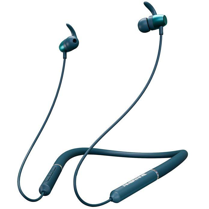 Ambrane BassBand Lite & BassBand Pro Bluetooth Neckbands discounted