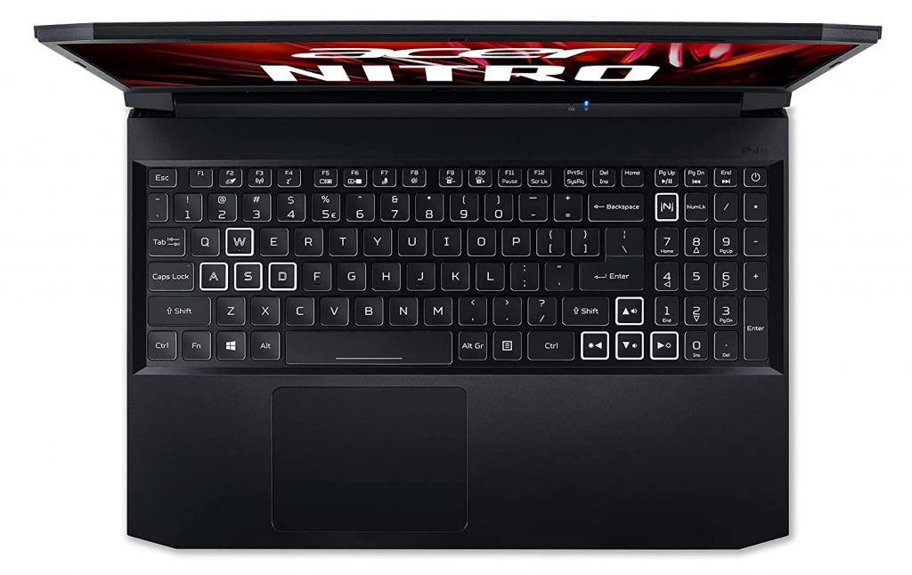 New Acer Nitro 5 with latest Core i5-11300H & GeForce GTX 1650 available for only ₹ 69,990