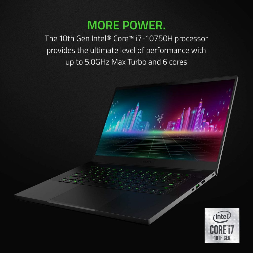 Razer Blade 15 with Core i7-10750H & GTX 1660 Ti available at 27% discount