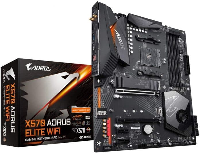 Gigabyte's upcoming X570S AORUS PRO AX motherboards confirm AMD's new chipset