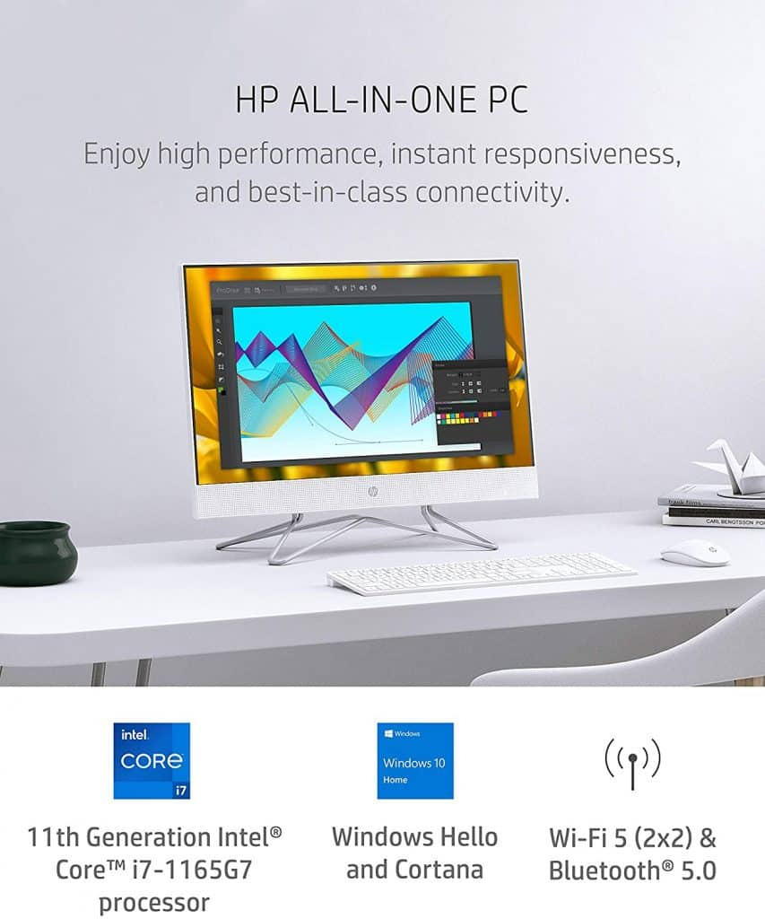 Deal: HP 27 All-in-One PC with Core i7-1165G7 & 16 GB RAM available for just $1,229.99