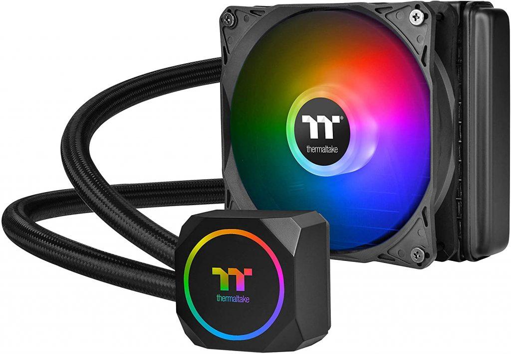 Thermaltake TH120 ARGB AIO Liquid Cooler discounted on Amazon