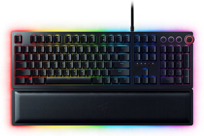 Deal: Razer Huntsman Elite Gaming Keyboard gets 20% discount