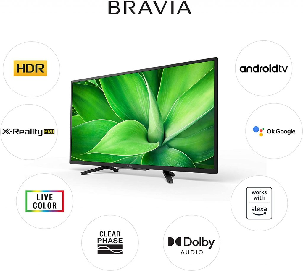 New Sony Bravia TVs now available on Amazon India