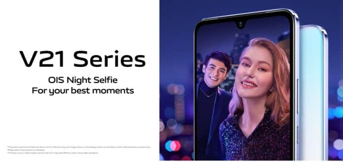 Vivo V21 series launching soon in India and Malaysia