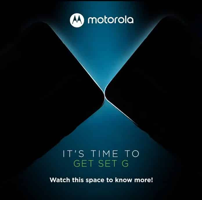 Motorola officially confirmed the launch of the new Moto G-series phones