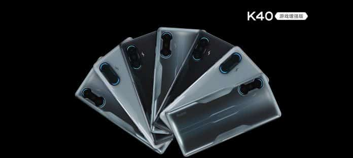 Redmi K40 Game Enhanced Edition: More details on Weight, Battery, Charging and Design