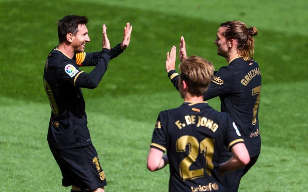 Antoine Griezmann confident that Barcelona can win LaLiga