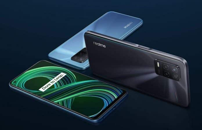 Realme 8 5G Price tipped ahead of April 22 launch