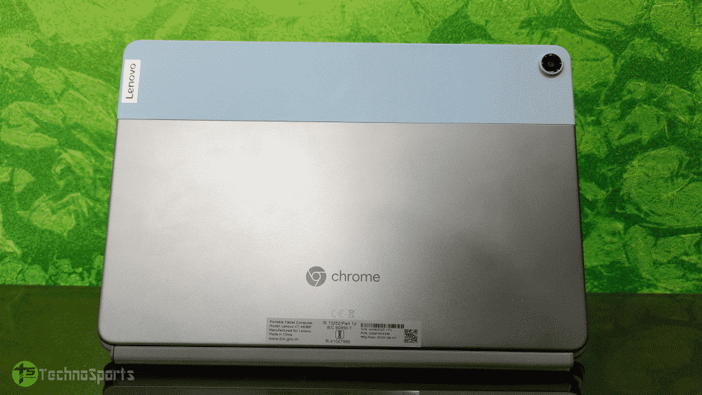 Lenovo IdeaPad Duet Chromebook Tablet Review - 13_TechnoSports.co.in