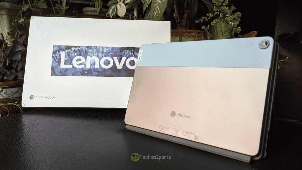 Lenovo IdeaPad Duet Chromebook Tablet Review - 1_TechnoSports.co.in