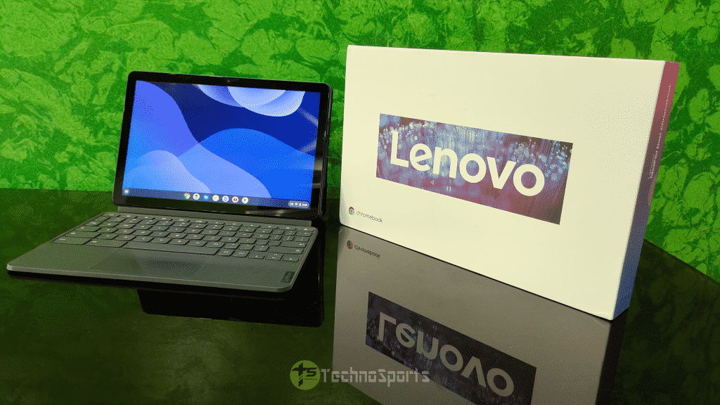 Lenovo IdeaPad Duet Chromebook Tablet Review - 3_TechnoSports.co.in