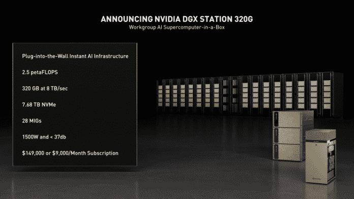 DGX Station 320G