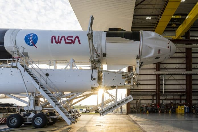 SpaceX and NASA are targeting Friday for Falcon 9's launch of Dragon's second six-month operational crew mission