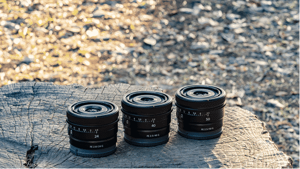 Sony Introduces Three New High-Performance G Lenses to Full-Frame Lens Series__TechnoSports.co.in