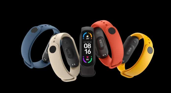 Xiaomi Mi Band 6: track your sleep effectively with the newly added Sleep breathing quality feature