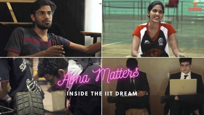 """Alma Matters: Inside The IIT Dream""- A series that explores the Inner World of IIT"