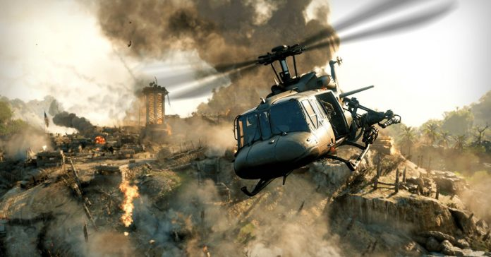 Attack Helicopters are again removed from Warzone after facing invisibility issue