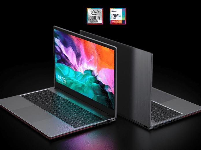 Chuwi CoreBook Xe: the first laptop with Intel's 10th Gen CPU and Iris Xe Max GPU