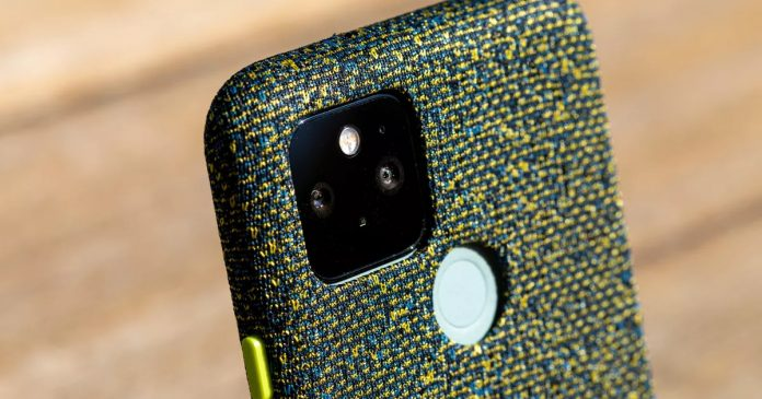 Google Pixel 5a camera details and samples accidentally revealed by Google