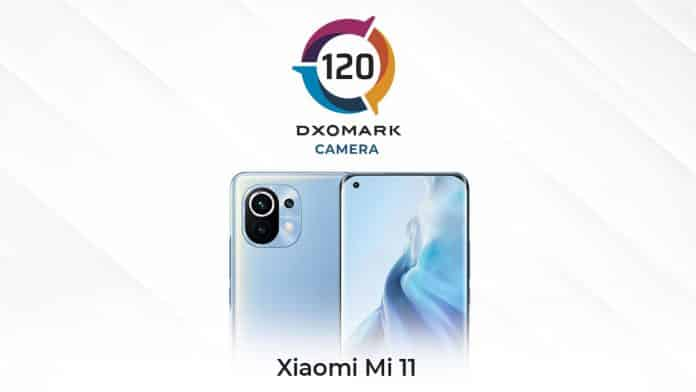 Xiaomi Mi 11 gets a DXOMARK camera score of 120 points, misses out on the Top 20 rankings