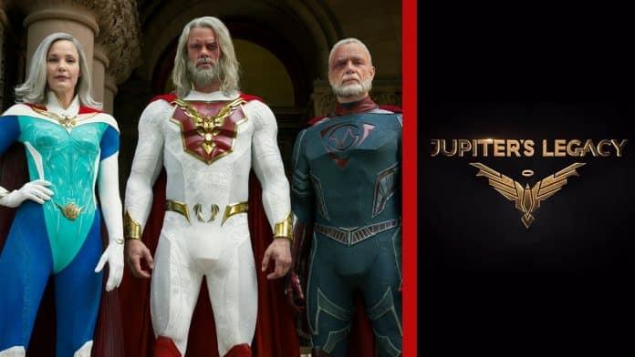 """Jupiter's Legacy"" Millarworld Netflix Web Series: All we Know So Far"