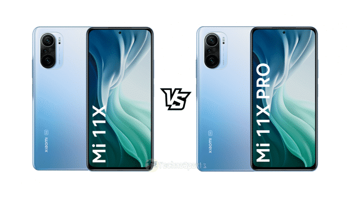 Mi 11X vs Mi 11X Pro: What are the main differences between them?