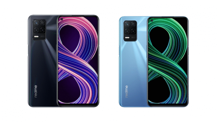 Realme 8 5G launched in Thailand at THB 9,999