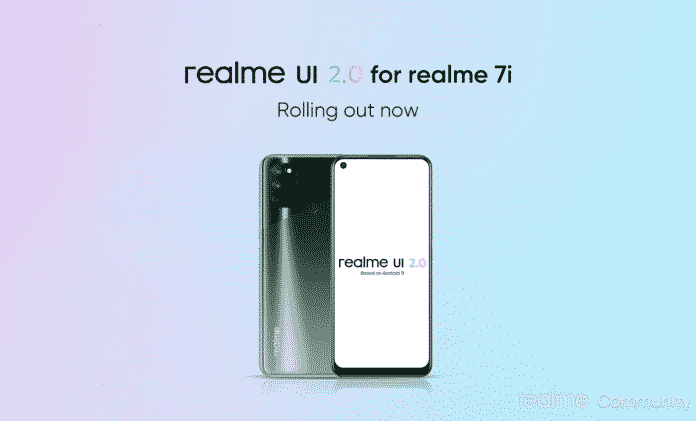 Realme UI 2.0 is now rolling out on Realme 7i | Everything you need to know about this update