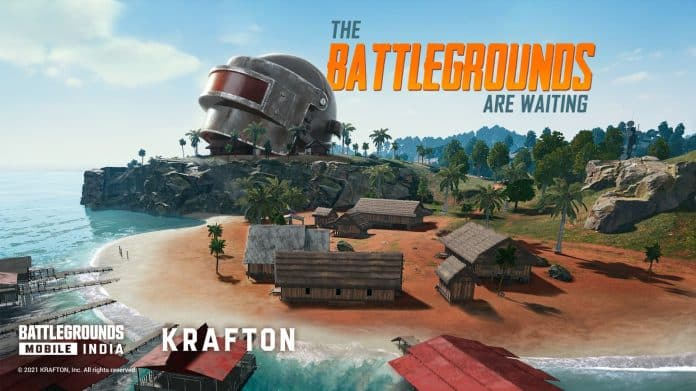 Battlegrounds Mobile India confirms the inclusion of the 'Sanhok' Map