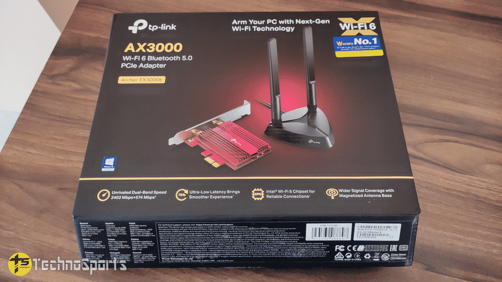 TP-Link Wi-Fi 6 AX3000 PCIe WiFi Card review: An easy way to make your PC faster