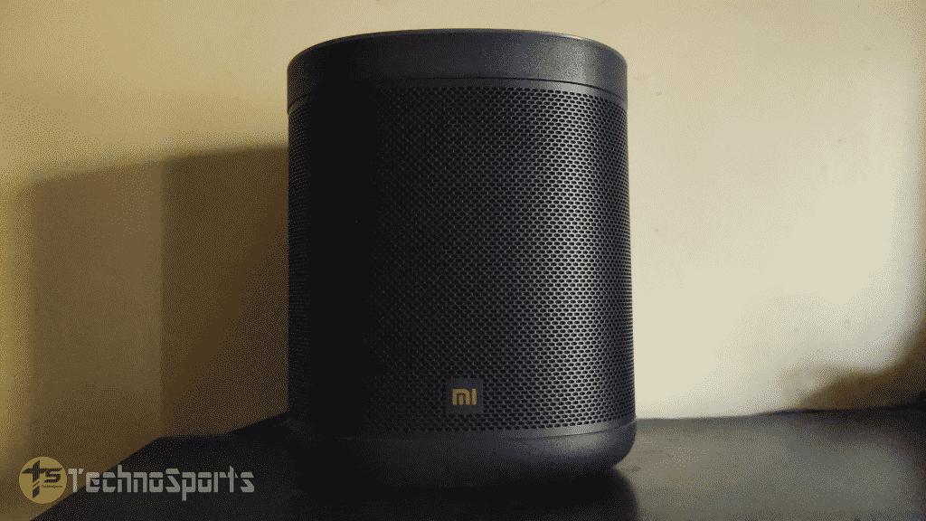 Mi Wifi Smart Speaker